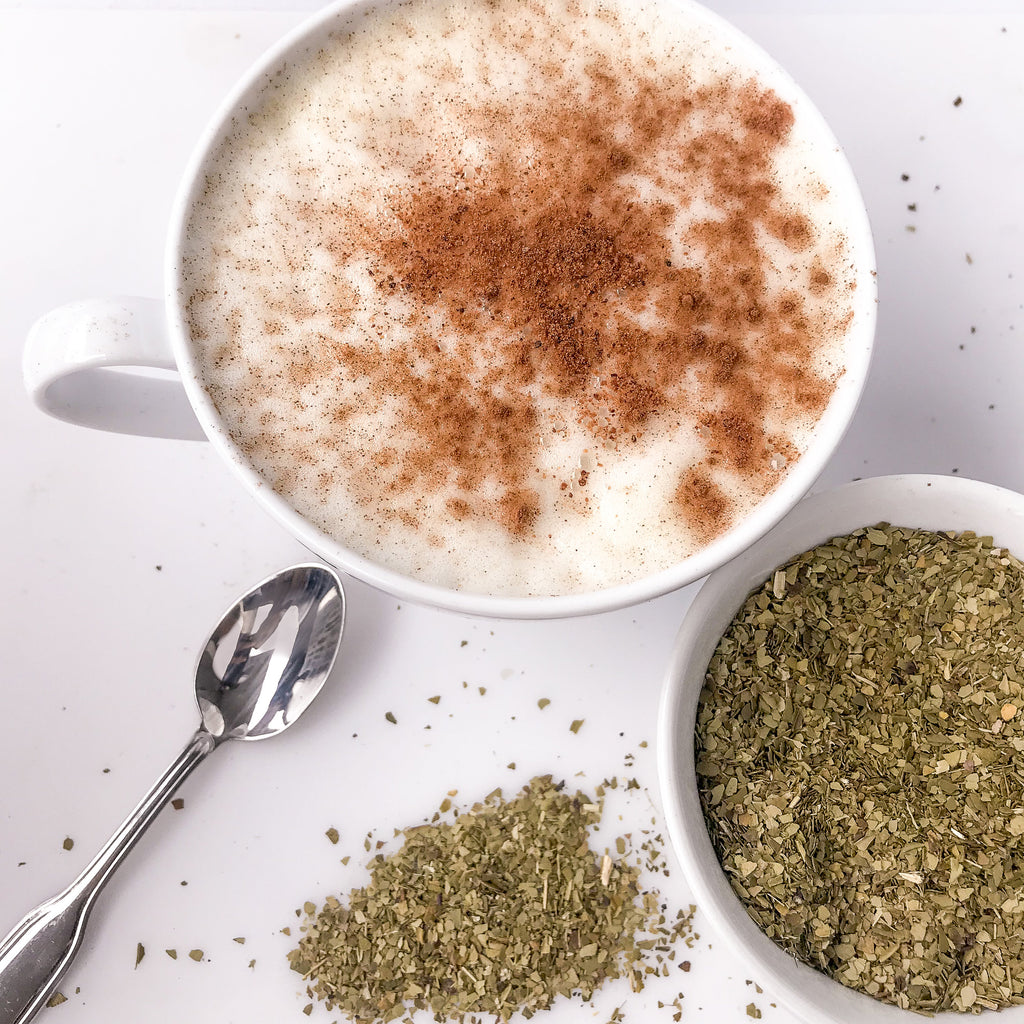 The Best Yerba Mate Latte