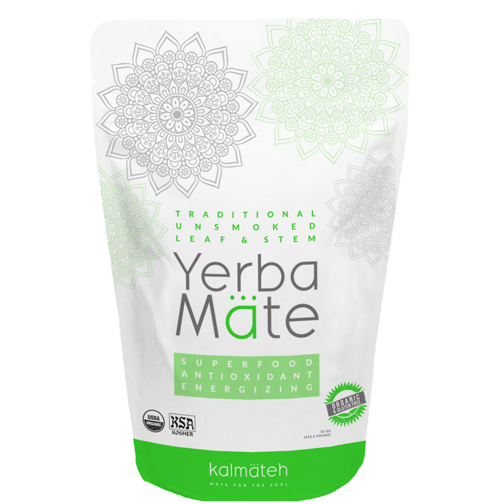 Travel Yerba Mate Kit by Kalmateh - Turquoise