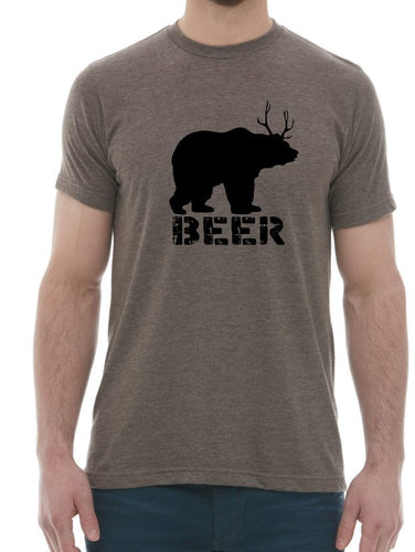 Tshirt printed Beer