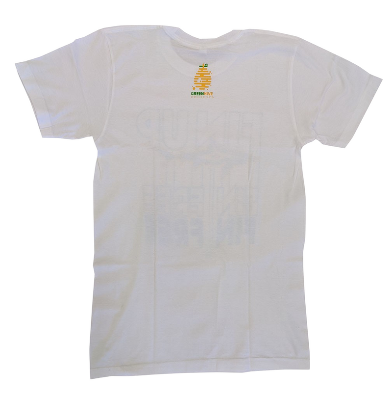 Fin Up Unisex Tee - GreenHive Collective - ECO-FRIENDLY APPAREL