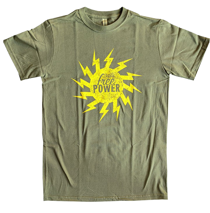 Free Power - GreenHive Collective - ECO-FRIENDLY APPAREL
