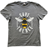 Save The Bee (Tee) - GreenHive Collective - ECO-FRIENDLY APPAREL