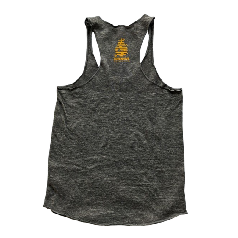 Save The Bee (Women's Tank) - GreenHive Collective - ECO-FRIENDLY APPAREL