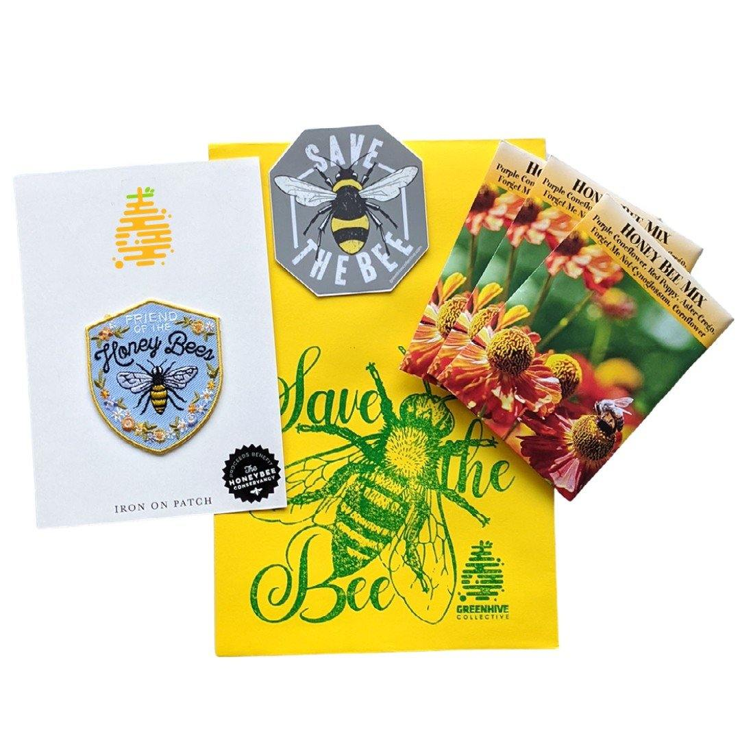 """Friend of the Honeybee"" Gift Pack - Combo - GreenHive Collective"