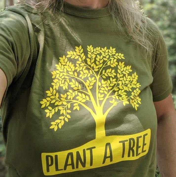 Plant a Tree - GreenHive Collective - ECO-FRIENDLY APPAREL