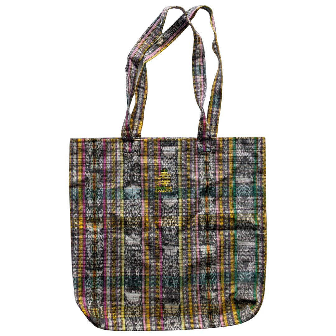 Handmade Cloth Bag - Reuseable Market Tote - GreenHive Collective
