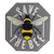 Save The Bee Sticker - GreenHive Collective - ECO-FRIENDLY APPAREL