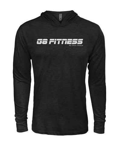 G8 Fitness Hooded Long Sleeve (Unisex)