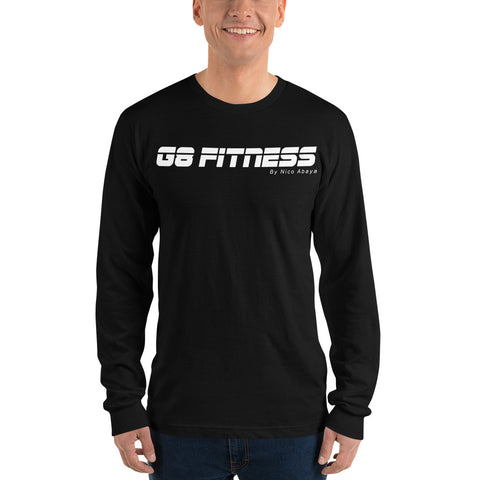 G8 Fitness Long sleeve t-shirt (unisex)