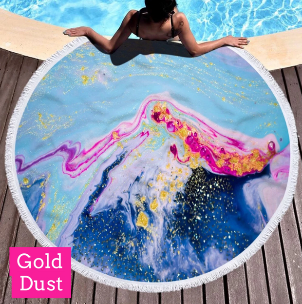 GEODE BEACH TOWELS