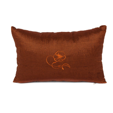 Copper Soil Kutnu Lumbar Pillow
