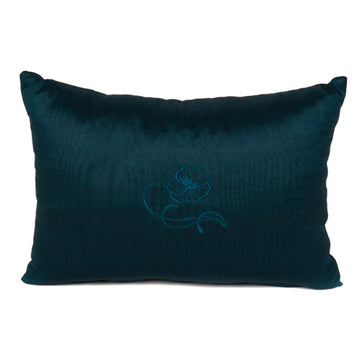 Oil Anthracite Kutnu Lumbar Pillow