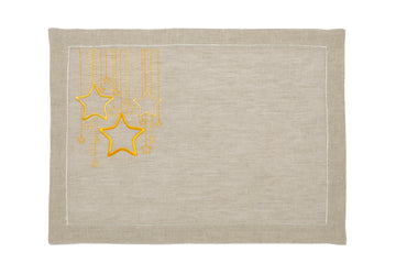Your Star Natural Linen American Service