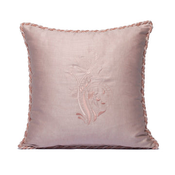 Pastel Pale Pink Kutnu Pillow