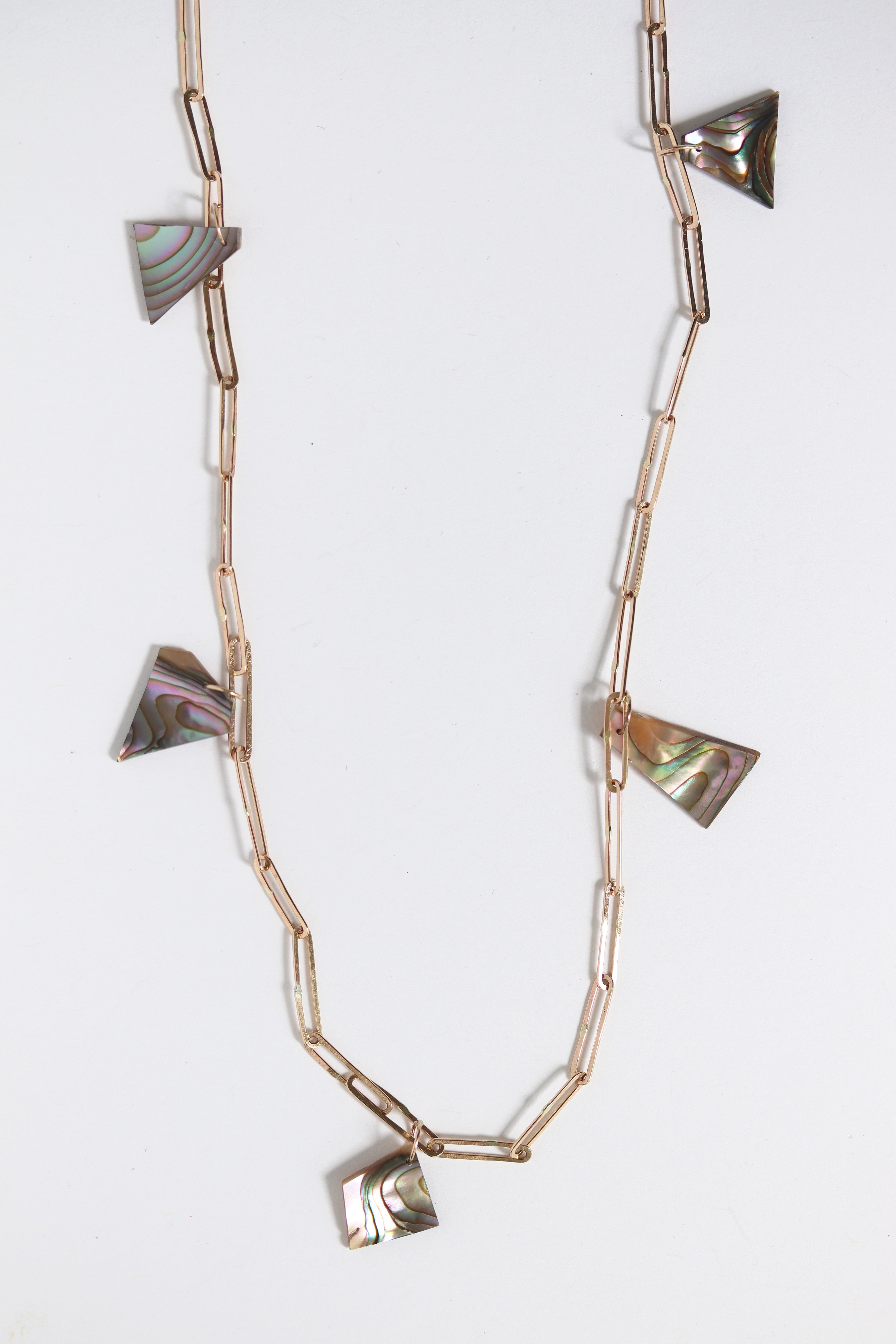 Abalone Lungo Necklace