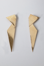 Load image into Gallery viewer, Origami Earrings