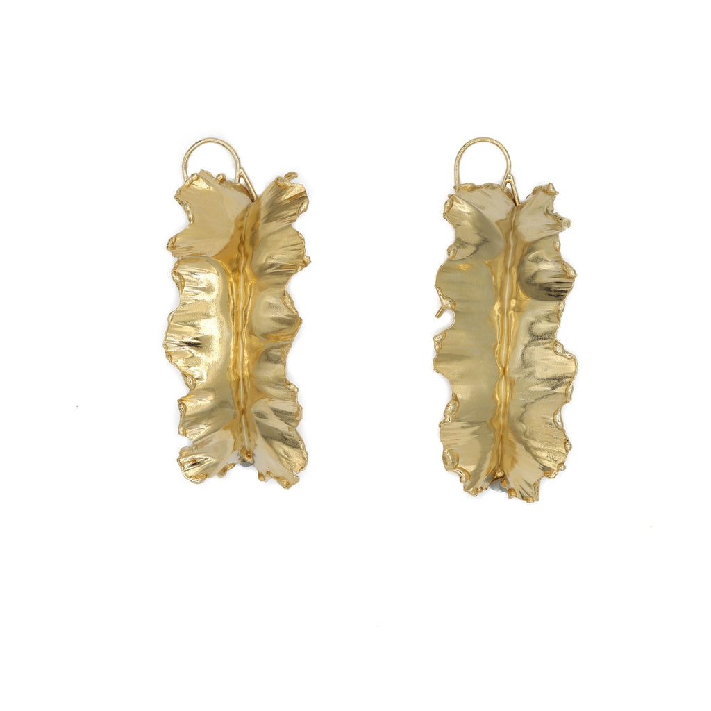 Petite Plantain Earrings