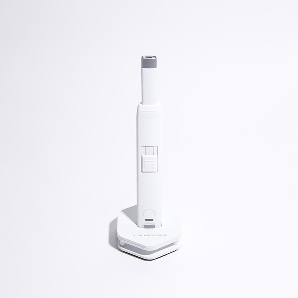 USB Candle Lighter - Matte White