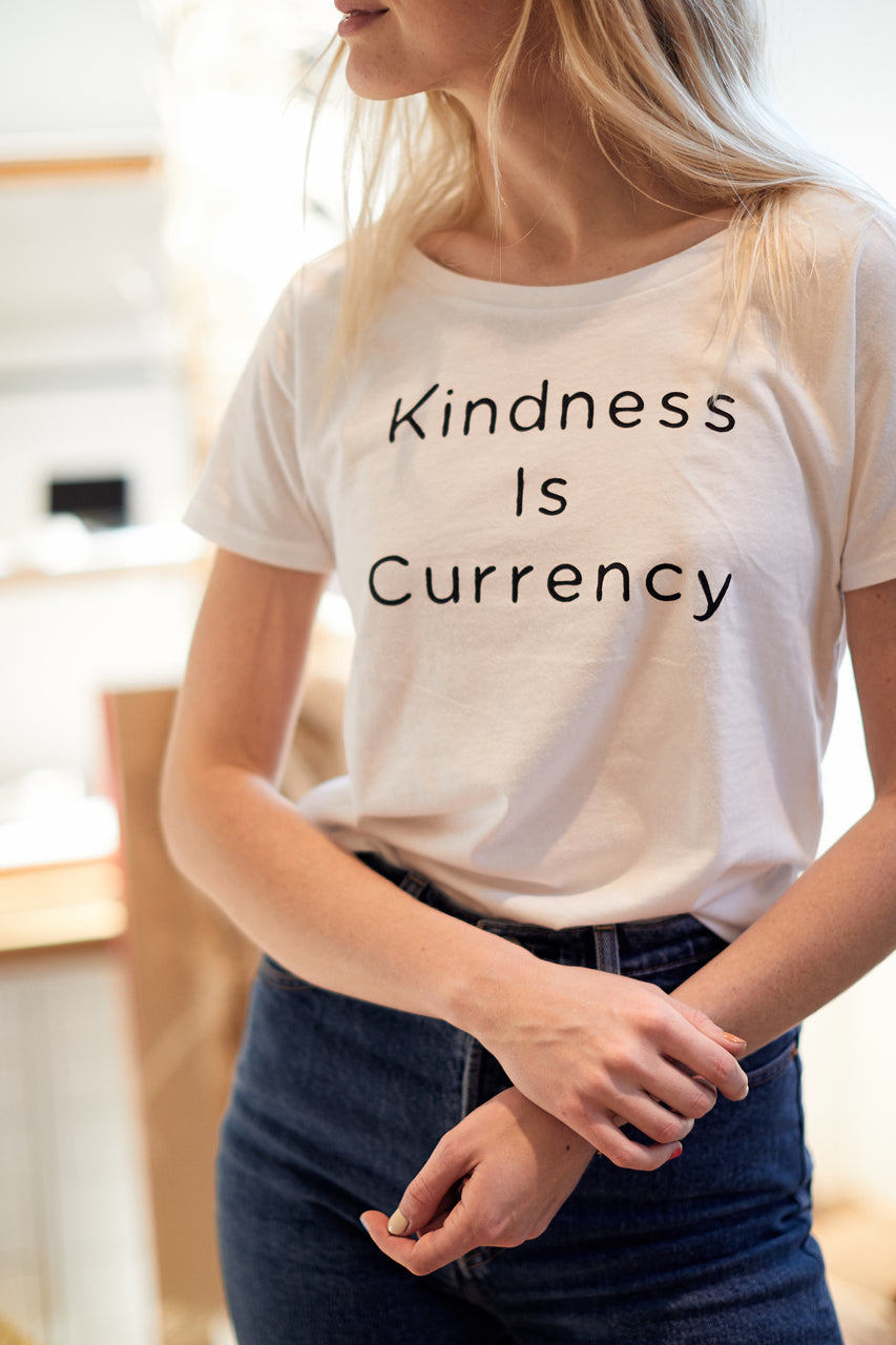 Denise Houser Kindness is Currency T-Shirt