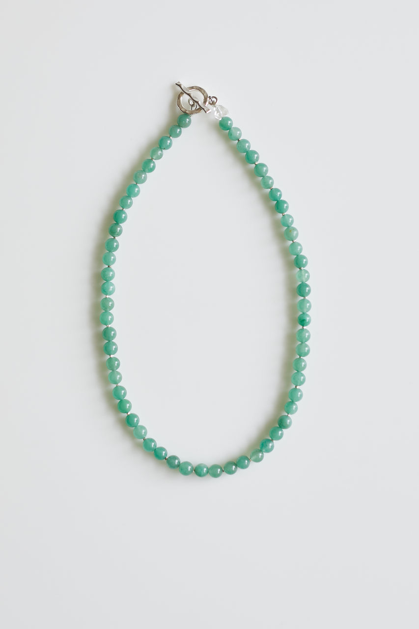 Allegra Aventurine Necklace