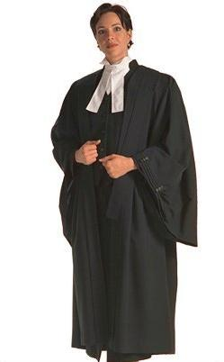 Barrister Gowns