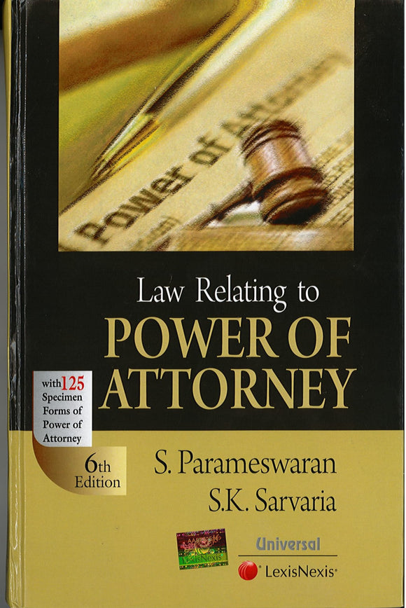 Power of Attorney 6th Edition