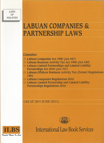 Labuan Companies & Partnership Laws