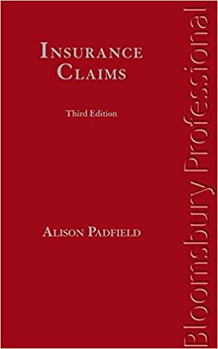 Insurance Claims, 3rd Edition