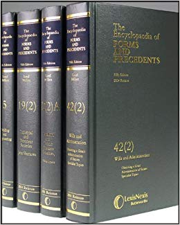 Encyclopaedia of Forms and Precedents