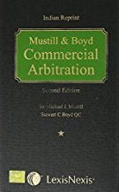 MUSTILL & BOYD COMMERCIAL ARBITRATION 2 VOLUMES