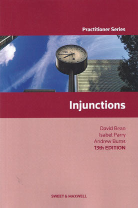 Injunctions 13th ed