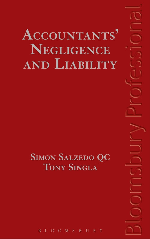 Accountants' Negligence and Liability