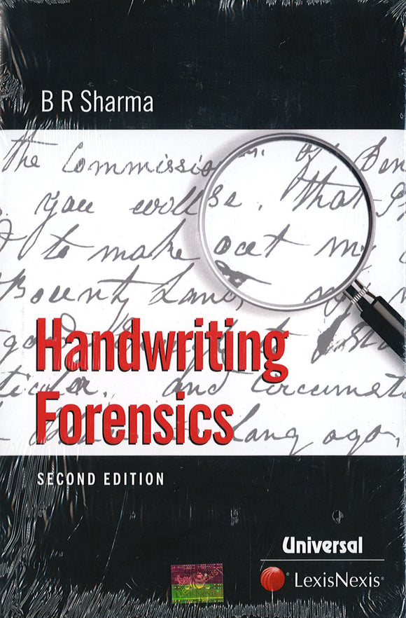 Handwriting Forensics by B R SHARMA Edition 2017