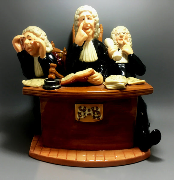 Court Of Appeal (Black Robes)
