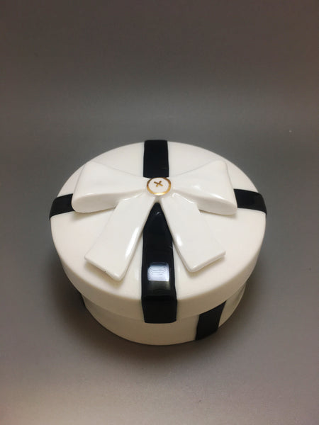 Handcrafted Porcelain Jewellery Box