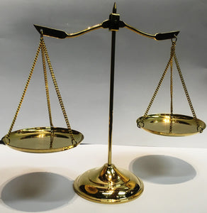 Scale of Justice (small)