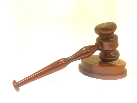 Gavel & Block