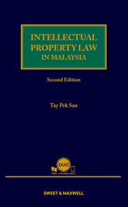 Intellectual Property Law in Malaysia,2nd Edition