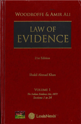 Law of Evidence 21st Edition (4 Volumes)