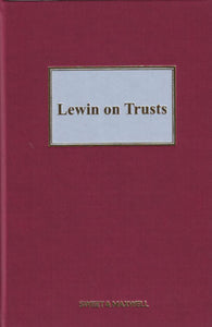 Lewin on Trusts 19th ed