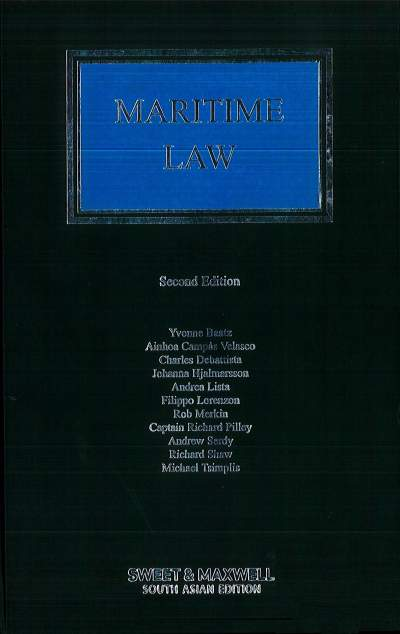 Maritime Law, 2nd Edition (South Asian Edition)