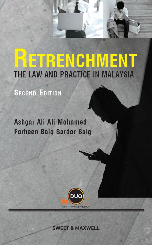 RETRENCHMENT: THE LAW AND PRACTICE IN MALAYSIA, SECOND EDITION