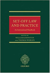 Set-Off Law and Practice: An International Handbook