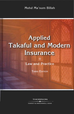 Applied takaful and modern insurance : law and practice