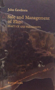 SALE AND MANAGEMENT OF FLAT: PRACTICE AND PRECEDENTS