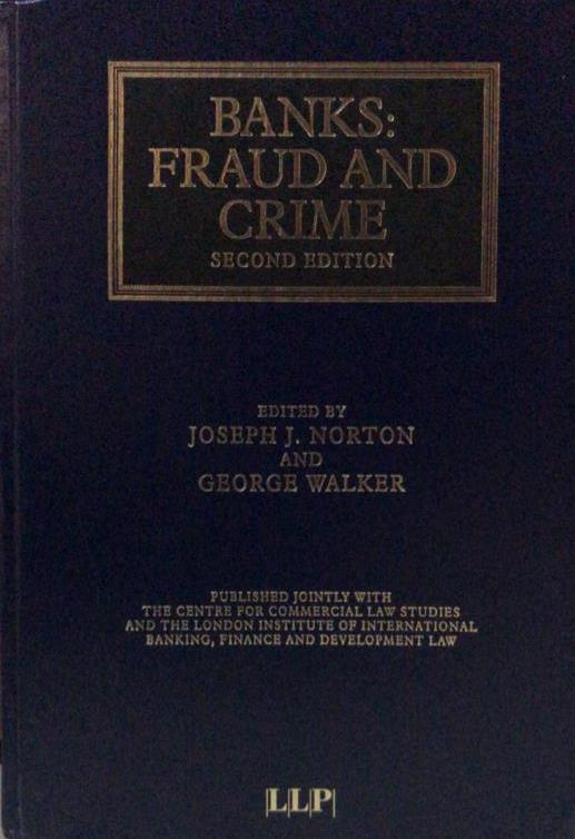 BANKS FRAUD AND CRIME 2ED