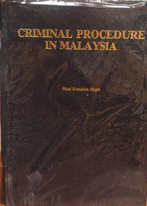 Criminal Procedure in Malaysia