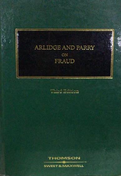 Arlidge and Parry on Fraud, 3rd Edition