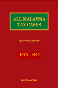 All Malaysian Tax Cases 1979 - 1996
