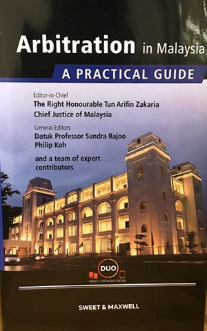 Arbitration In Malaysia: A Pract Guide